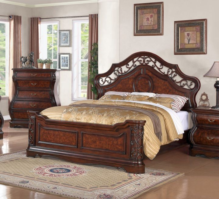 Elegant Bedroom Furniture Sets: 17 Elegant Tuscan Bedroom Furniture Design Ideas