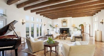 exposed beams beautiful ceilings