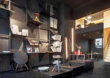 featured image of Bazar Noir left side lobby