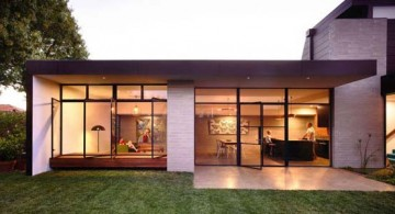 featured image of Elwood house extension view by Preston Lane firm
