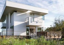 featured image of Richard Meier's beach house on Fire Island