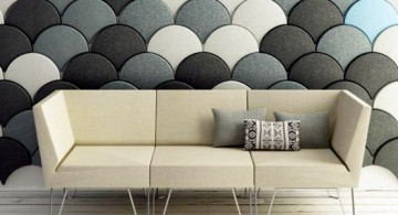 featured image of colorful fish scales unique wall panel design