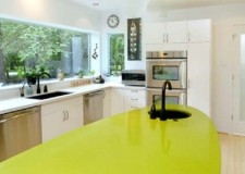 featured image of eco-friendly kitchen design