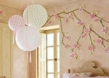 featured image of japanese theme room for girls bedroom with Sakura