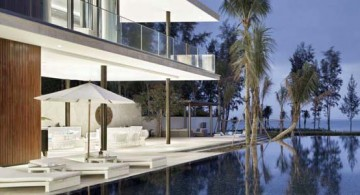 featured image of luxurious Chenglu Villa house nine sea view, China