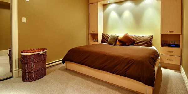 Bedroom Ideas No Windows 17 appealing bedroom basement ideas for guest room