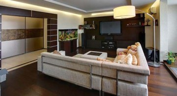 featured image of modern huge floor lamp design for living room