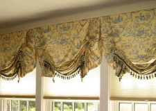 featured image of smocked Russian valances
