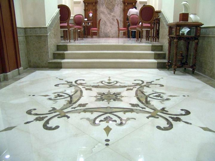 17 fancy floor tiles for living room ideas Living room tile designs