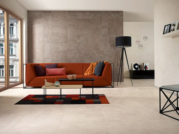 17 fancy floor tiles for living room ideas for White tiled living room designs