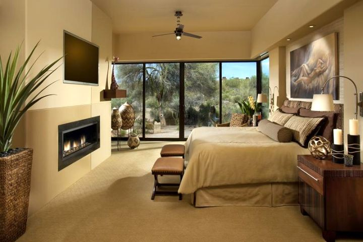 18 Modern Gas Fireplace For Master Bedroom Design Ideas
