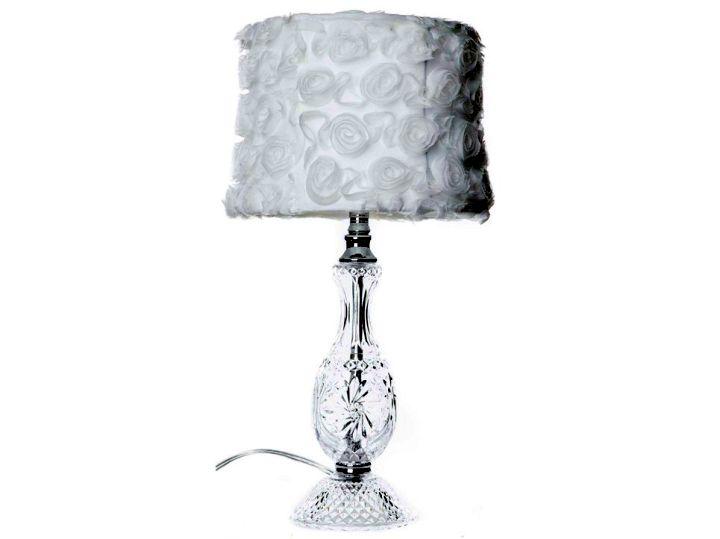 gorgeous Rosette lamp shade