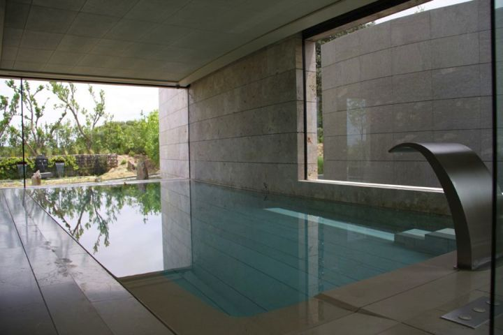18 Amazing Homes With Indoor Pool Modern Architecture Ideas