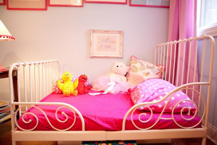hot pink room ideas for nursery
