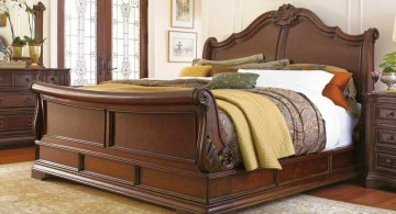 how to make a sleigh bed king