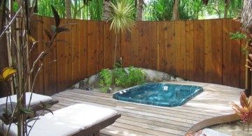 jacuzzi pool for small yard