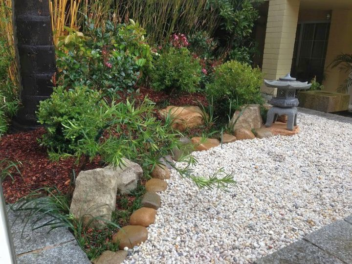 Japanese Garden Designs hillside landscaping ideas on small budget small japanese garden design how to landscape on Japanese Garden Design With Small Garden Lamp