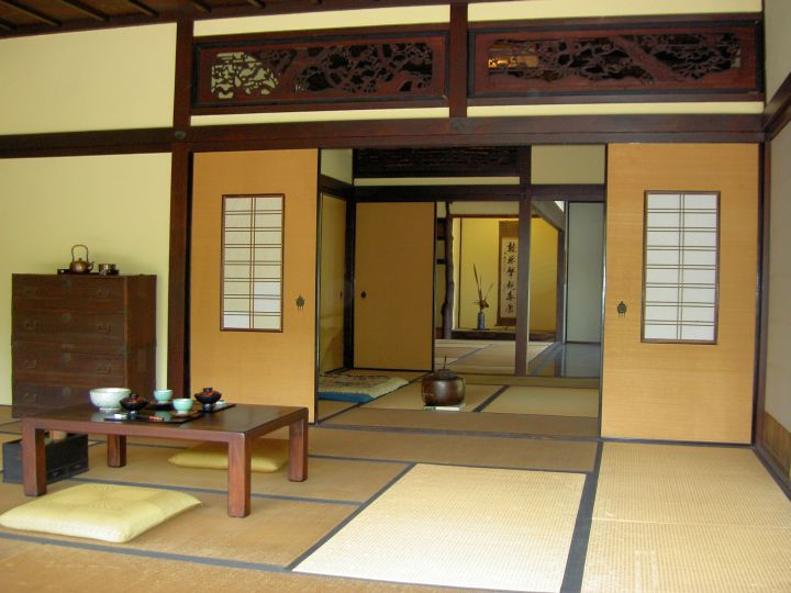 Gallery For Japanese Theme Room Interior Design Ideas