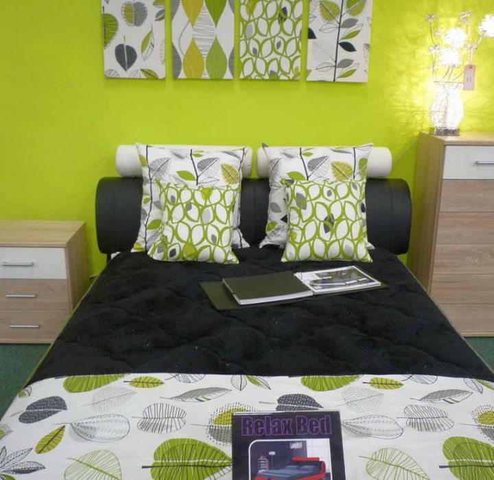 Superb Bedroom Designs Lime Green Bedroom Design