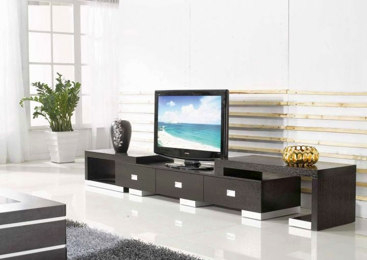 living room tv ideas in monochrome
