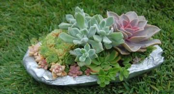 lovely small rock garden designs