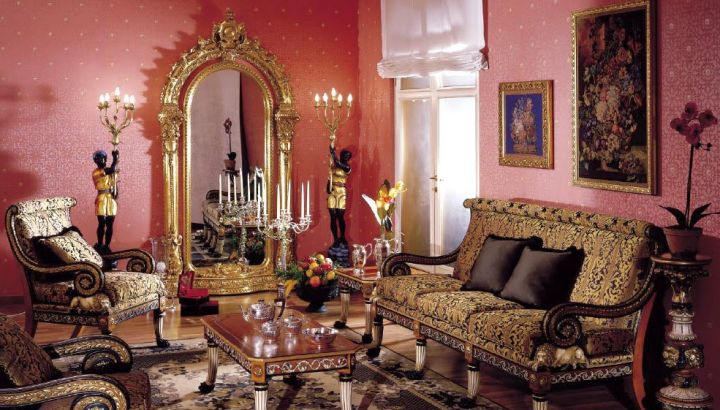 luxurious Italian furniture maker