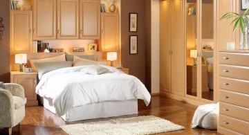 luxurious bedroom basement ideas