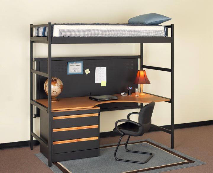 minimalist Desk bed combo