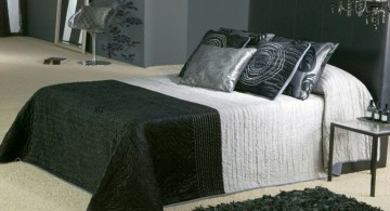 minimalist Gothic bedrooms