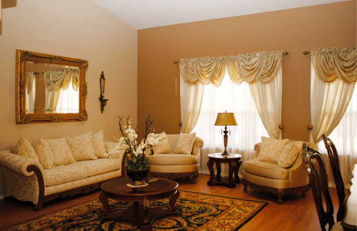 Living Room Wall Decoration Ideas On African Living Room Designs