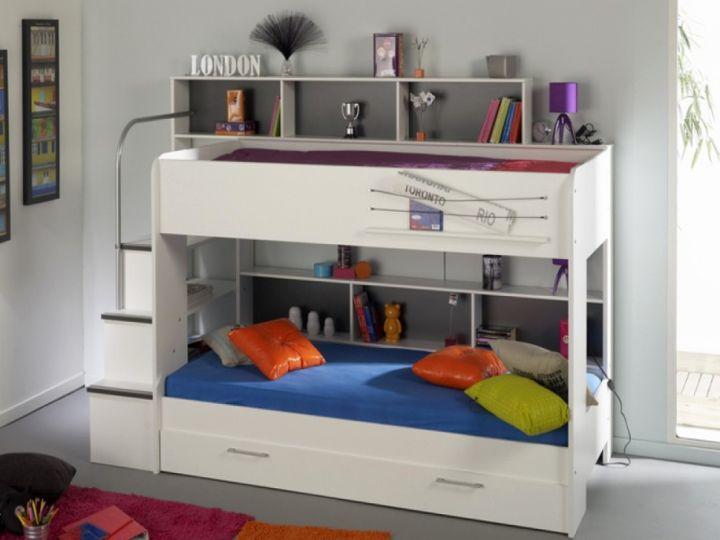 minimalist bunk bedroom ideas