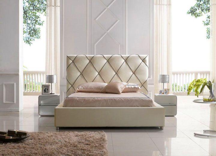 minimalist elegant beds