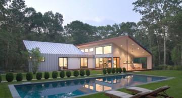 minimalist pool for small yard