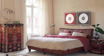 minimalist retro bedroom ideas