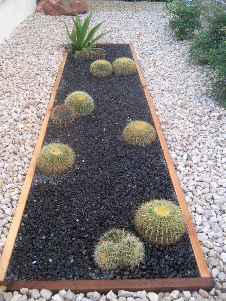 easy garage ceiling ideas - 18 Simple and Easy Rock Garden Ideas