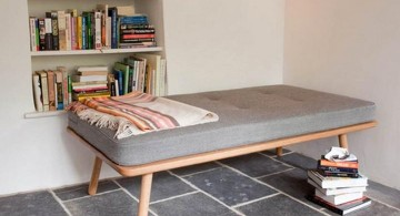 minimalist sofa how to make daybed