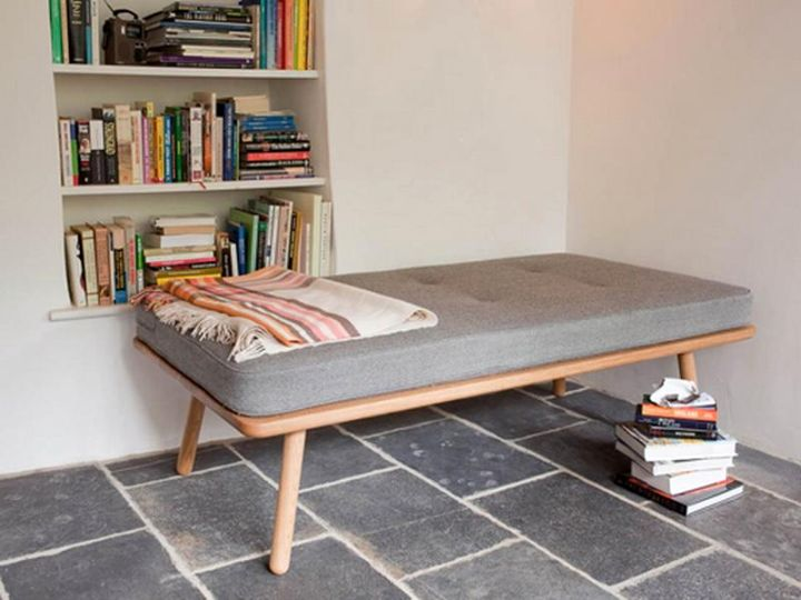 17 easy ideas on how to make a daybed - Daybeds for small spaces gallery ...