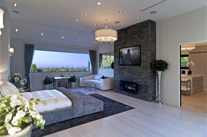 Gallery For Gas Fireplace Bedroom Ideas 18 Modern Master Design