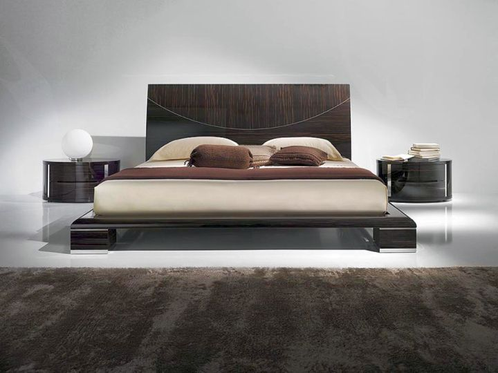 bed modern floating bed modern floating bed design modern floating bed ...
