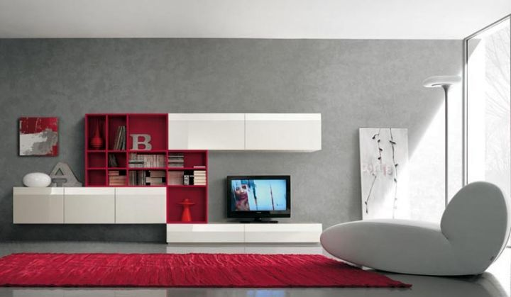 modern living room tv ideas