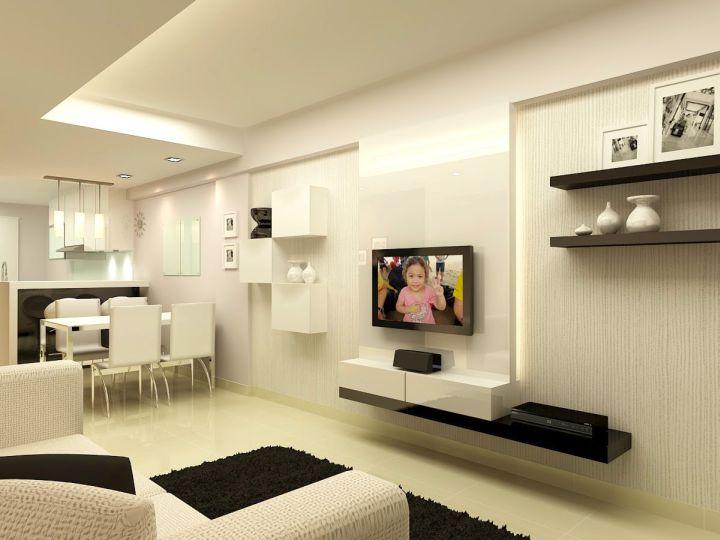 17 modern minimalist living room ideas for Minimalist living videos