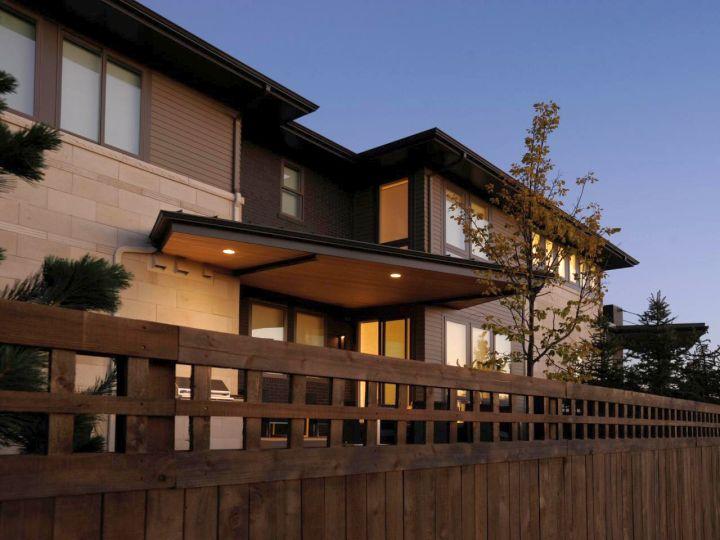 A Modern Twist On Classic Prairie Style House