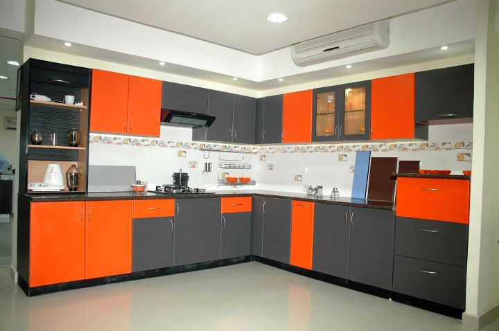 17 Stunning Modular Kitchen Ideas in Various Colors