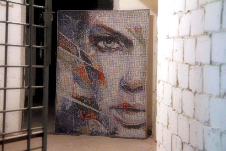 mosaic picture unique wall panels