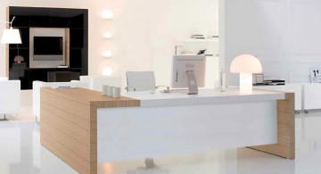 office table Italian furniture maker