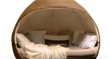 onion shaped outdoor daybed images