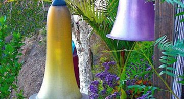 pendant light diy for outdoor