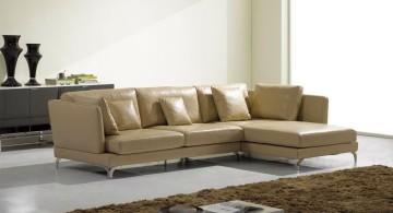plush modular sofa Italian furniture maker