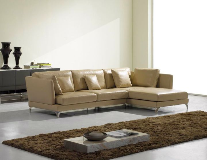 plush modular sofa Italian furniture maker
