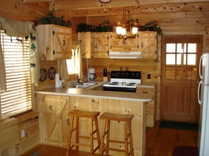 popular cabinet colors rustic au naturale